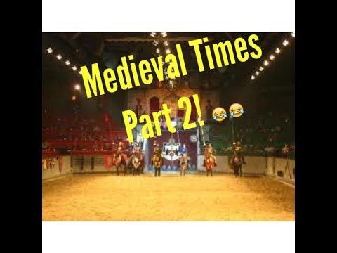 Vlog - Medieval Times (Part 2)