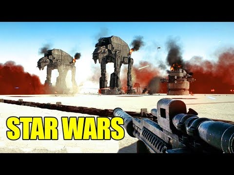 Star Wars Immersion! [Battlefront 2]