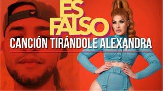 Piden Investigar Alofoke por cancion Fake de Mozart la para AlexandraMVP no fue Dalisa Alegria