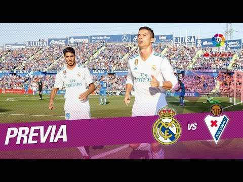 Previa Real Madrid vs SD Eibar