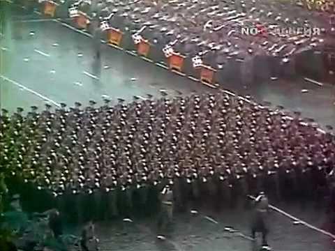 ВОЕННЫЙ ПАРАД 7 НОЯБРЯ 1981 ГОДА МОСКВА ВИДЕО СКАЧАТЬ БЕСПЛАТНО