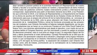 """""""La vía para sacar a #JOH y al #PN debe ser en las urnas"""": Movimiento Yanista"""