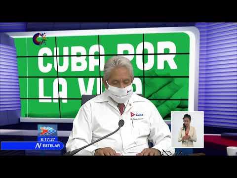 Reporta Cuba 8394 nuevos casos de COVID-19 y 84 fallecidos