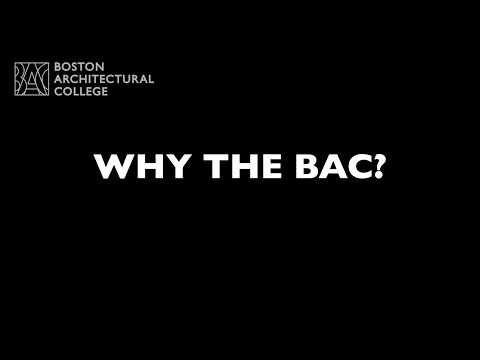 Why The BAC?
