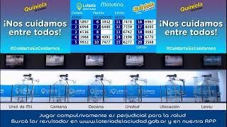 Transmisión en directo de Lotería de la Ciudad