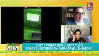 ???? Anthony Choy analiza los encuentros paranormales de Guty Carrera