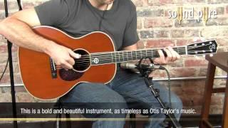 Santa Cruz Otis Taylor Acoustic Guitar Demo at Sound Pure