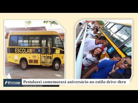 Pestalozzi comemorará aniversário no estilo drive thru