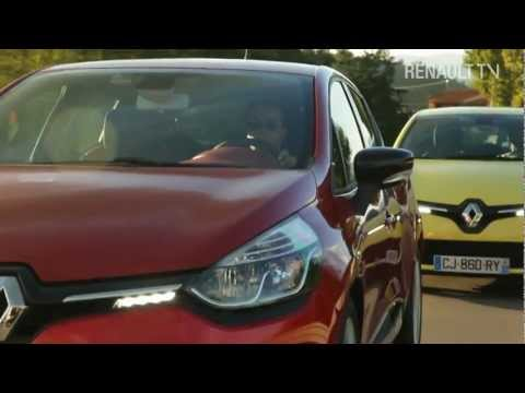 Renault Clio Test Drive