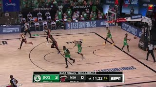 1st Quarter, One Box Video: Miami Heat vs. Boston Celtics