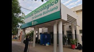 El hospital Oncológico de Santa Cruz suspende la atención de consulta externa hasta nuevo aviso.