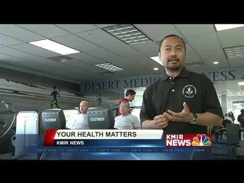 Desert Medical Fitness Academy