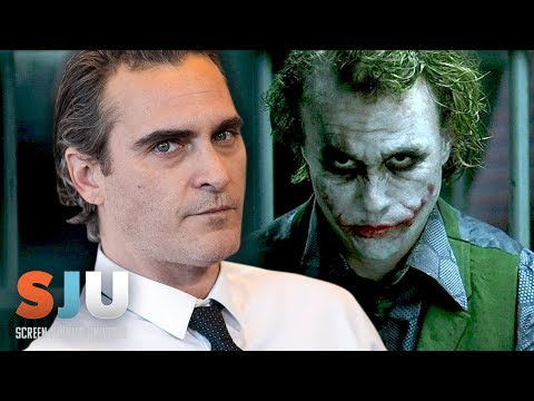 Joaquin Phoenix Isn't Afraid of Heath Ledger's Joker - SJU