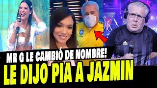 EEG: MR LLAMÓ MARIA PIA A JAZMIN PINEDO Y CAUSÓ LAS BURLAS DE LOS FANATICOS
