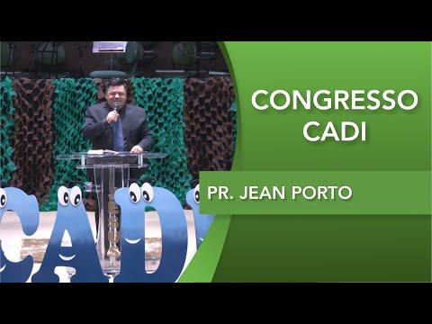 Pr. Jean Porto   Transformando filhos em vencedores espirituais   Dt 6.4   11 10 2019
