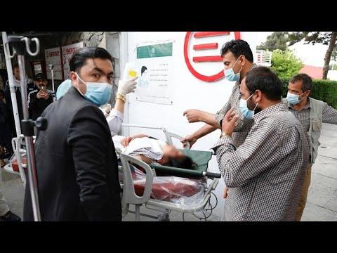 Afghanistan : explosion devant une école pour filles à Kaboul, au moins 50 morts