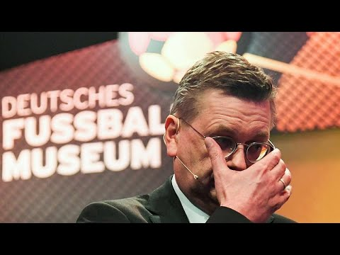 شاهد  هدية باهظة  تطيح برئيس الجامعة الألمانية لكرة القدم