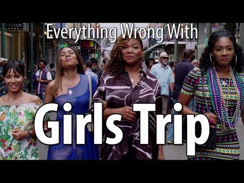 connectYoutube - Everything Wrong With Girls Trip