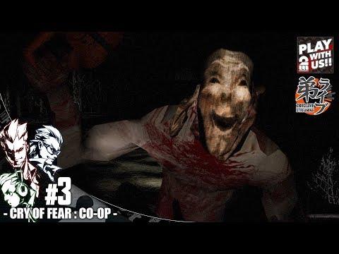 #3【ホラー】弟者,兄者,おついちの「Cry of Fear マルチCO-OP」【2BRO.】