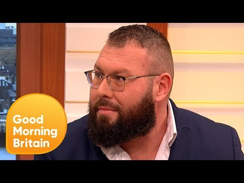 Pro-Wrestler Mike Parrow: I Tried to 'Cure' My Homosexuality | Good Morning Britain
