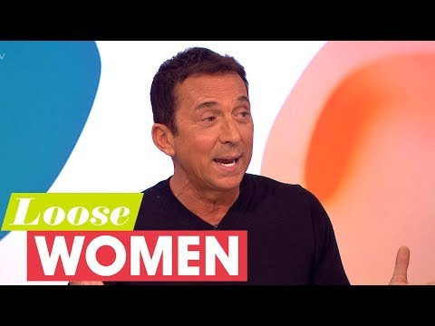 connectYoutube - Bruno Tonioli Gets His Self-Confidence by Taking Risks | Loose Women
