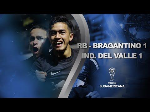 Bragantino vs. Ind. del Valle [1-1] | RESUMEN | Octavos de Final | Vuelta | CONMEBOL Sudamericana