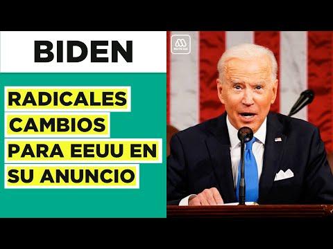 Los radicales cambios que hará Joe Biden en Estados Unidos este 2021
