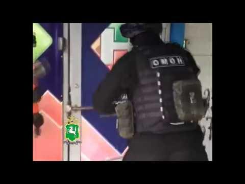 Томскими полицейскими пресечена деятельность двух незаконных игорных заведений