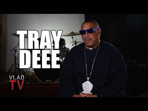 connectYoutube - Tray Deee on Being a Full-Time Robber, Running Into People He Robbed (Part 5)