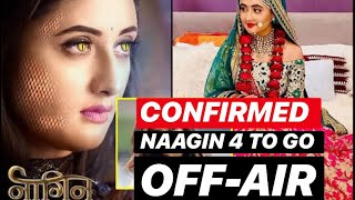 Rashami Desai out of Naagin4 | Its CONFIRMED | The show to go off-Ari | Checkout the details | - TELLYCHAKKAR