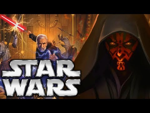 Maul & Dooku Rebellion: Star Wars Rethink