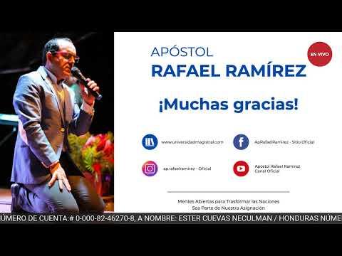REVELANDO EL DISEÑO (TAFNI) - APÓSTOL RAFAEL RAMÍREZ CANAL OFICIAL