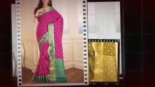 Tussar silk saree online