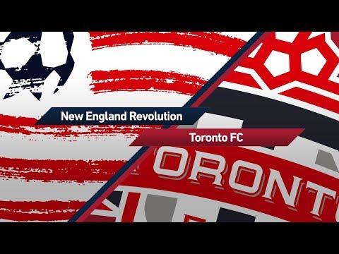 Highlights: New England Revolution vs. Toronto FC | September 23, 2017