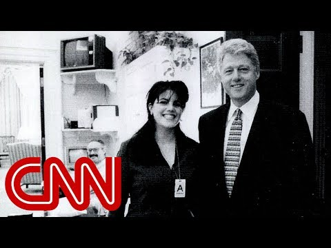connectYoutube - Jan 21, 1998: Clinton-Lewinsky scandal breaks on CNN