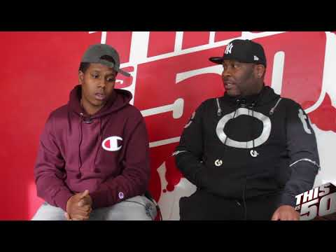 connectYoutube - Lil Lonnie on Conversation With 50 Cent + Growing Up in The Music Business
