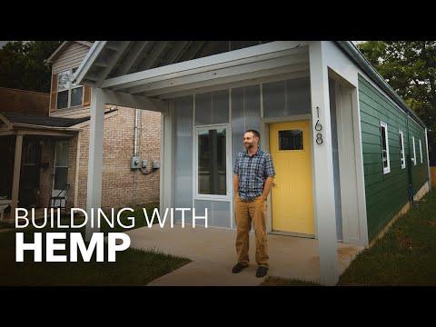 Building with Hemp