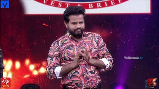 Hyper Aadi Funny Performance  - DHEE 13 - Kings vs Queens Latest Promo - 7th July 2021 - #Dhee13 - MALLEMALATV