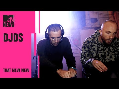 DJDS Capitalize on their Signature Sound | THAT NEW NEW | MTV News
