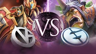 Dota 2: These Are Some of the Best Teamfights You'll Ever See - TI4