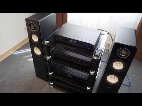 Прослушивание напольной акустики Yamaha NS-F500
