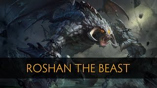 Dota 2 Roshan the Beast