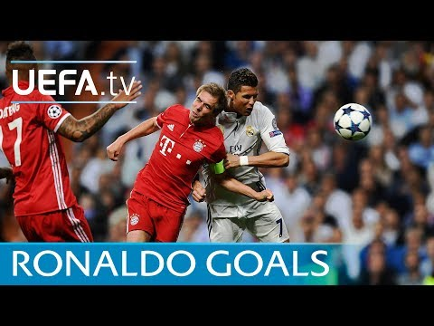 Watch all nine of Ronaldo's goals against Bayern