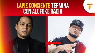 El Lapiz Conciente le da fin a ALOFOKE RADIO y a SANTIAGO MATIAS - La Tendencia Farandula