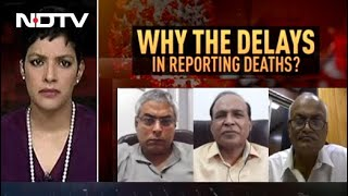 Do Official Numbers Of COVID-19 Deaths Reflect The Actual Count?   Left, Right backslashu0026 Centre - NDTV