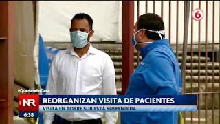 Visitas a pacientes al Hospital Calderón Guardia se reorganizó por horarios