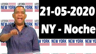 Resultados y Comentarios Nueva York Noche (Loteria Americana) 21-05-2020 (CON JOSEPH TAVAREZ)