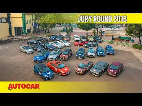 Jury Round   Cars   Autocar India Awards 2018