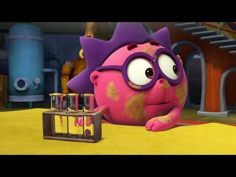 Кадр из мультфильма «Пин-код. Прыжок в будущее. Мой милый Ёжик»