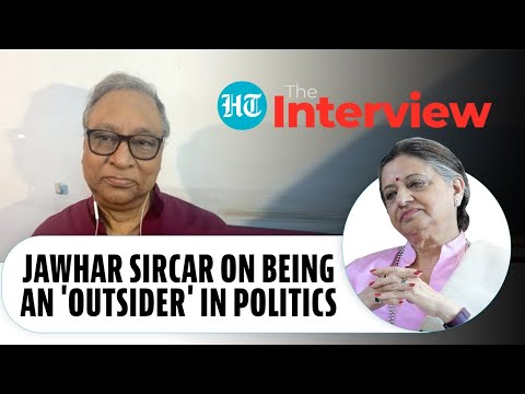 Jawhar Sircar on 'Khela Hobe' and how he will play the game in politics   The Interview